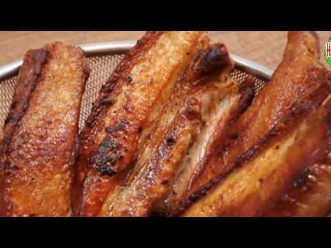 ✅ Quá Ngon Mà Dễ Làm Món Thịt Ba Chỉ Nướng Bằng Lò Nướng | Hồn Việt Food
