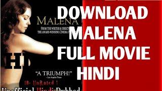 18+ Malena Full Movie Download Free 1080p