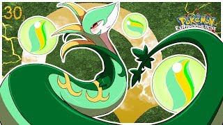 Pokémon RO ExRandomLocke Ep.30 - MEGA SERPERIOR ES UNA ABSOLUTA LOCURA