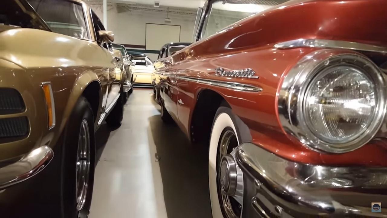 Классические американские автомобили. Музей Ellingson Car. Часть 2.