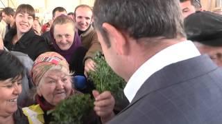 Тигипко и бабушка