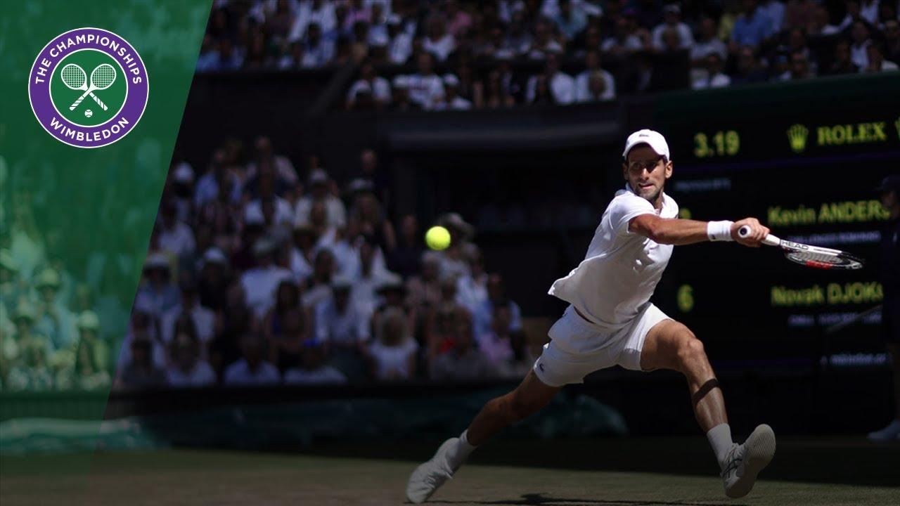 Novak Djokovic is the Wimbledon 2018 men's singles champion