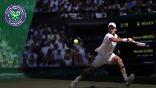 Novak Djokovic is the Wimbledon 2018 men