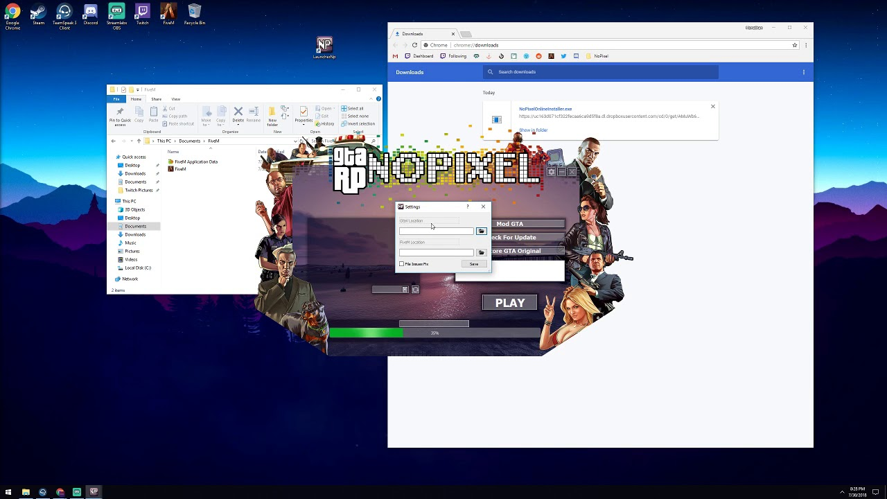 NoPixel Launcher Tutorial