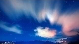 北斗七星と雲 The Pole Star and cloud