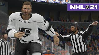 NHL 21 BE A PRO #25 *THE FINAL EJECTION*