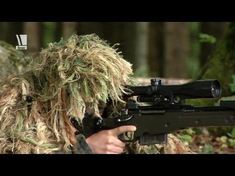 Entfernungsmesser Scharfschütze : Scharfschützen der bundeswehr u das auswahlverfahren youtube