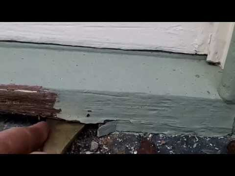 How To Stop Old Sash Windows Rotting!