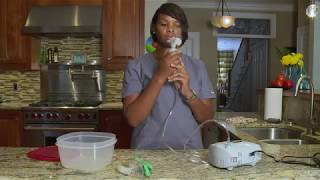 How to Use and Clean Your Nebulizer