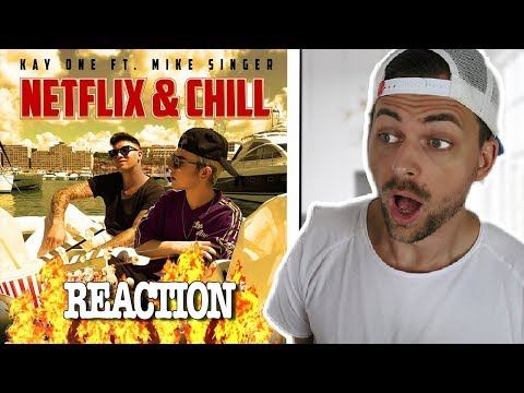 Kay One feat. Mike Singer Netflix & Chill   Reaction
