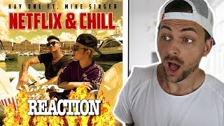 Kay One feat. Mike Singer Netflix & Chill | Reaction