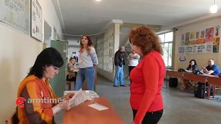 armtimes com/ «Ամենաներքեւինը»  ուղղորդված քվեարկություն Էրեբունիում