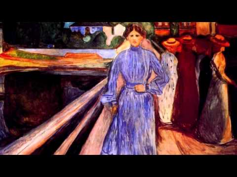 Edvard Munch -  Arnold Schönberg - Expresionismo