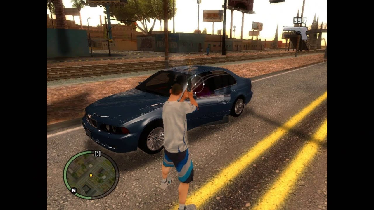 free download gta san andreas v1.08 apk+data for android