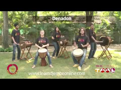 Denadon rhythm sounds like this!