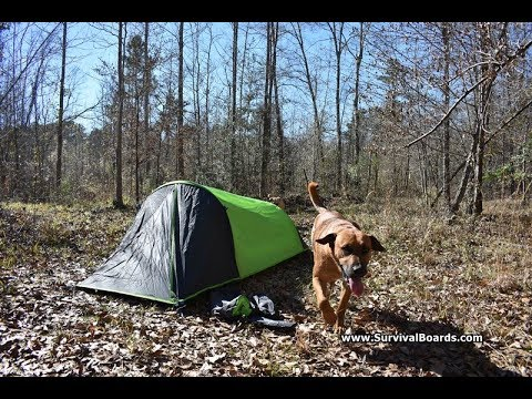 55b76a4bab Eureka Solitaire AL Backpacking Tent First Impressions - New For 2019