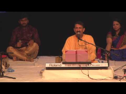 Gautam Dabir in Muscat - 30th December,2016 Part 2