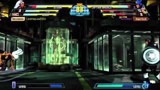 Marvel vs Capcom 3 - Super Zero to Super Hero #5