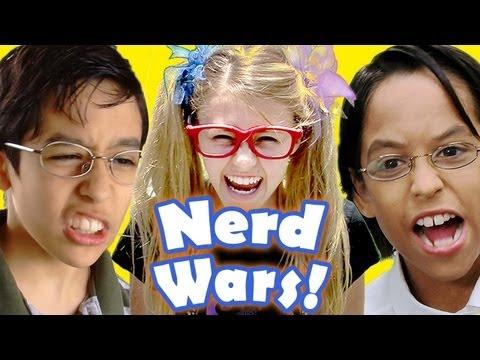 Nerd Wars! Full Movie