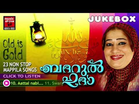 Malayalam Non Stop Mappila Songs | Badarul Huda | Kannur Seenath Mappila Pattukal Old Audio Jukebox
