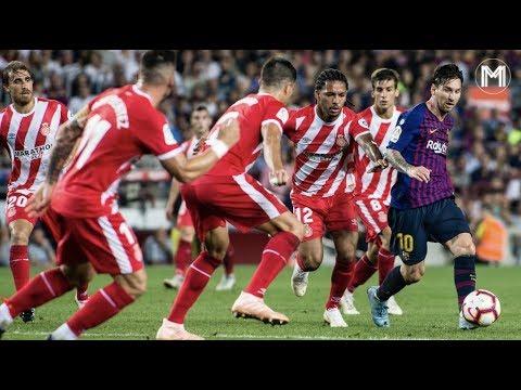 Lionel Messi vs No Space - New Edition - HD