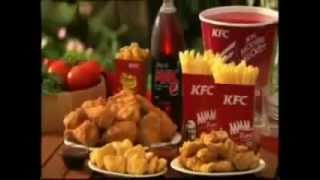 BANNED Racist KFC Commercial Ad (Funny!!)