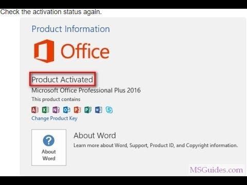 claves de microsoft office 2016 professional plus