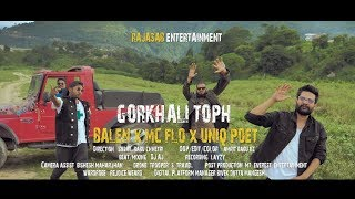 BALEN X MC FLO X UNIQ POET - GORKHALI TOPH | DJ AJ