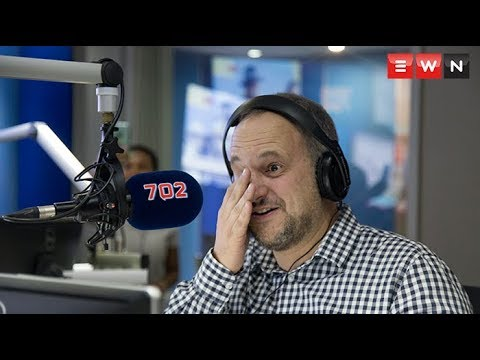 EWN bids Stephen Grootes an emotional farewell