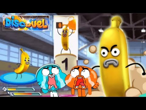 The Amazing World of Gumball: Disc Duel | Full Game | I Like Bananas | Cartoon Network