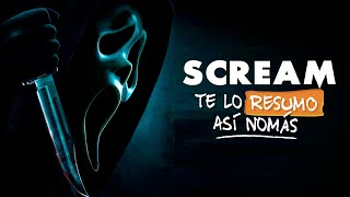 La Saga de Scream | #TeLoResumoAsíNomás 266