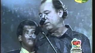 Ruben Blades con Cheo Feliciano - Patria (Live Panamá)