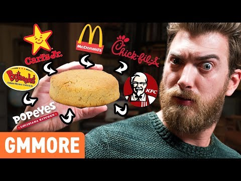 Ultimate Fast Food Biscuit Taste Test