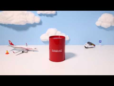 Air Arabia - More Comfort