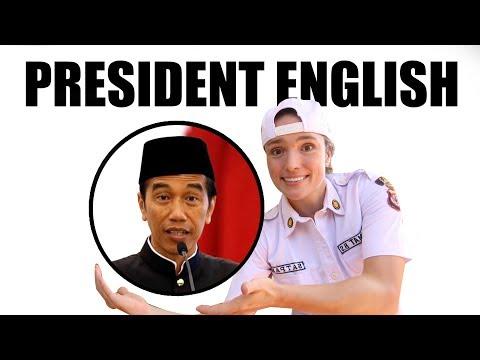Jokowi, Megawati, Soekarno, SBY, Habibie, Gus Dur - Seleb English