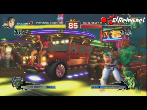 Vídeo análisis / review Super Street Fighter IV - X360/PS3