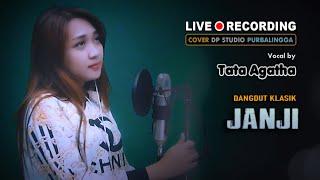 JANJI - Tata Agatha [COVER] Lagu Dangdut Lawas Musik Terbaru 2021 🔴 DPSTUDIOPROD