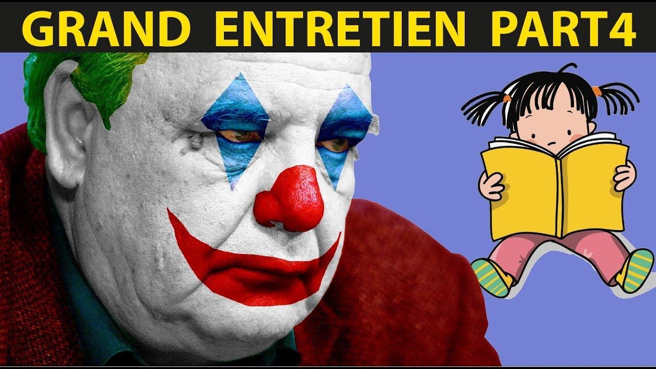 Grand Entretien de Pierre Yves Rougeyron : Joker - littérature - Boukovski