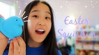 EASTER SQUISHY VLOG + HAUL!!!