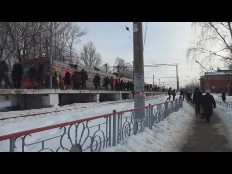 ТВЭл - Ж/д станции «Электрогорск» и «14 км» не прошли проверку (09.02.17)