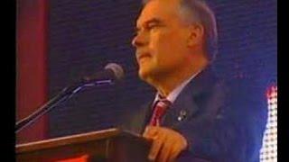 12 Ekim 2003 7. Olağan Mhp Kongresi RAMİZ ONGUN'UN KONUŞMASI