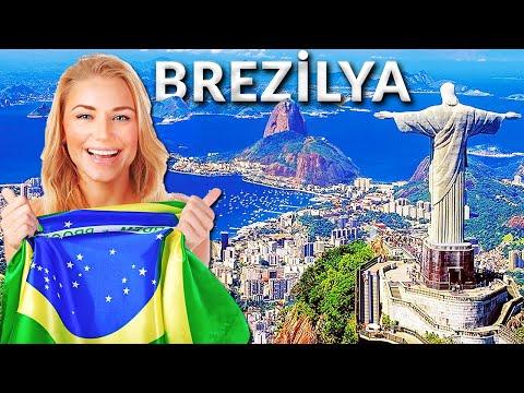 Çılgınların Ülkesi BREZİLYA Hakkında 27 İnanılmaz GERÇEK