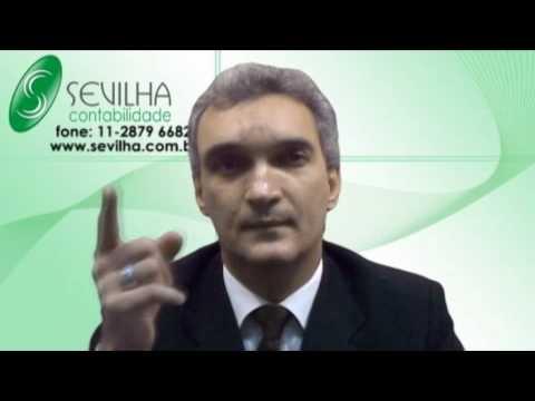 DMED  Declaração de Serviços Médicos  Sevilha Contabilidade Ltda.  Vicente Sevilha Junior