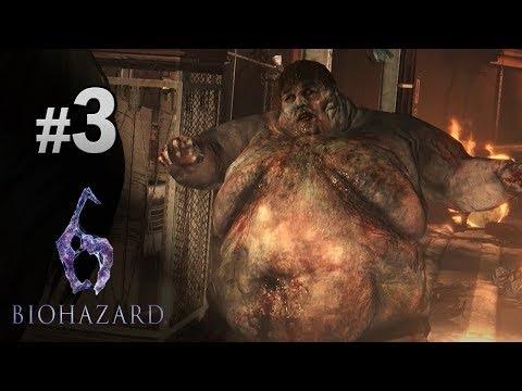 #3 趕上最後的巴士 | Biohazard 6 生化危機 6 中文版