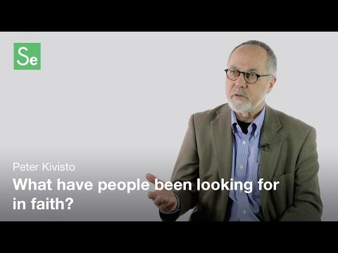 Sociology of Religion – Peter Kivisto