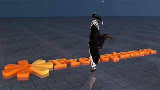 DAZ3D Martial Arts Animation 2019