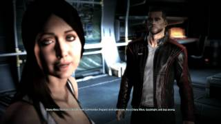 Repeat youtube video Mass Effect 3: Diana Allers Romance