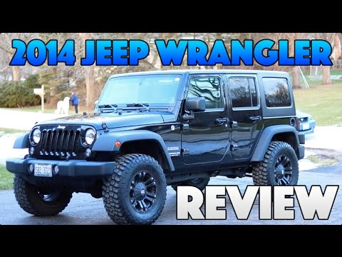 2014 jeep wrangler unlimited sport jrocars street review youtube. Black Bedroom Furniture Sets. Home Design Ideas