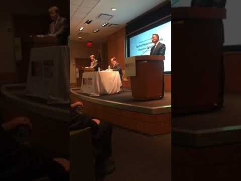 The First Westchester County Executive Debate 2017