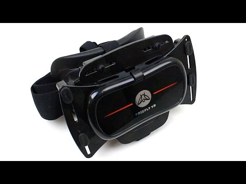 Review: Freefly VR Headset | Virtual Reality for Less than $100